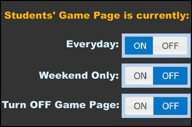 GamePageSetting
